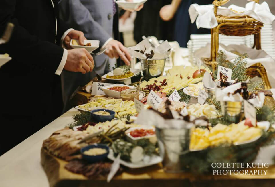Vermont Wedding Venues - sweets