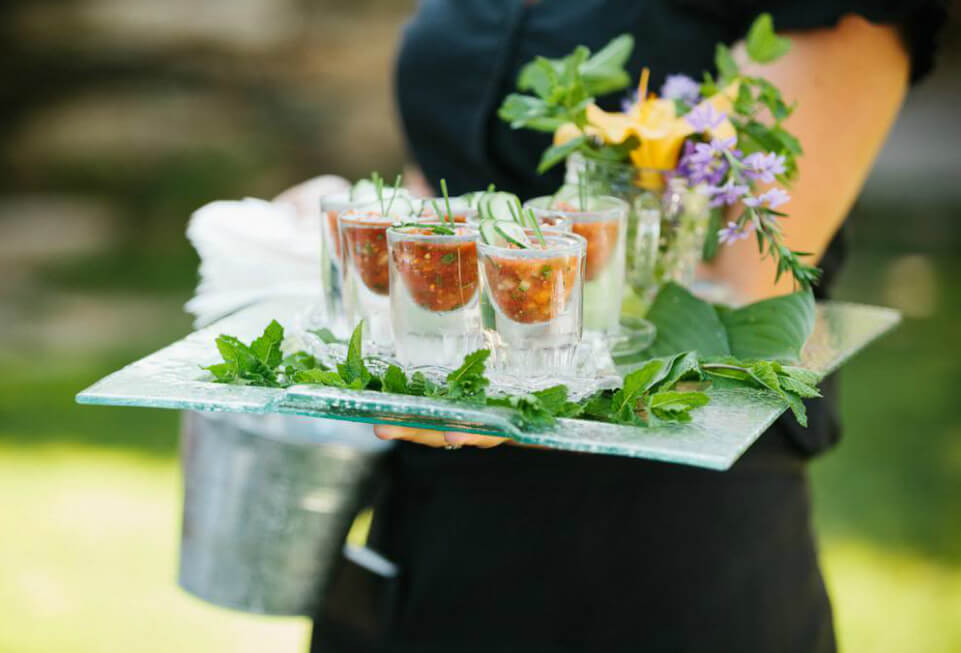 Vermont Catering for Weddings
