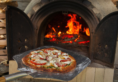 Outdoor Flatbread Oven