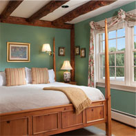 Vermont Wedding Venues - Bed and Breakfast - Room