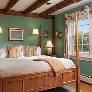 Vermont Bed and Breakfast Room