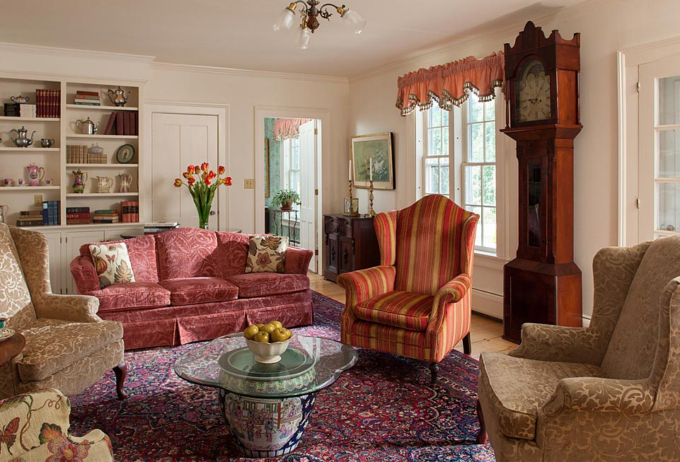 Vermont Bed and Breakfast - interior view