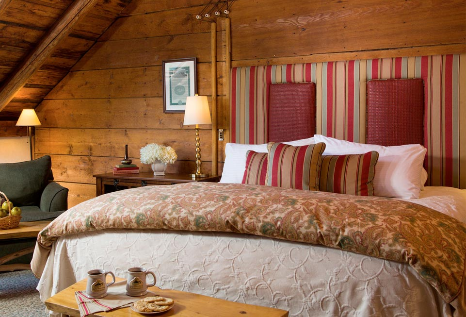 Bed and breakfast in Vermont