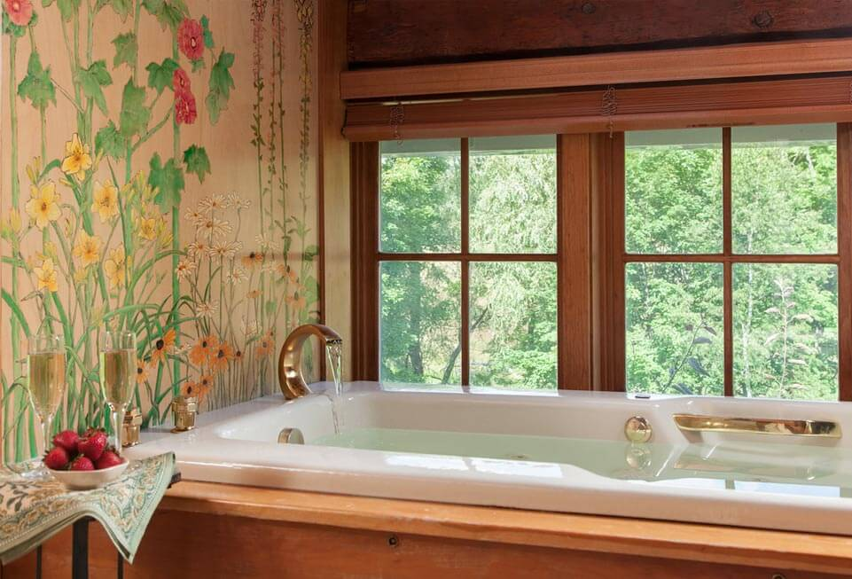 Romantic Getaways in Vermont - Bath