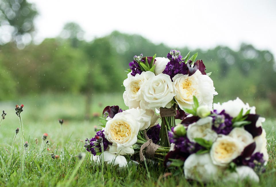 Vermont Wedding Venues - wedding flowers