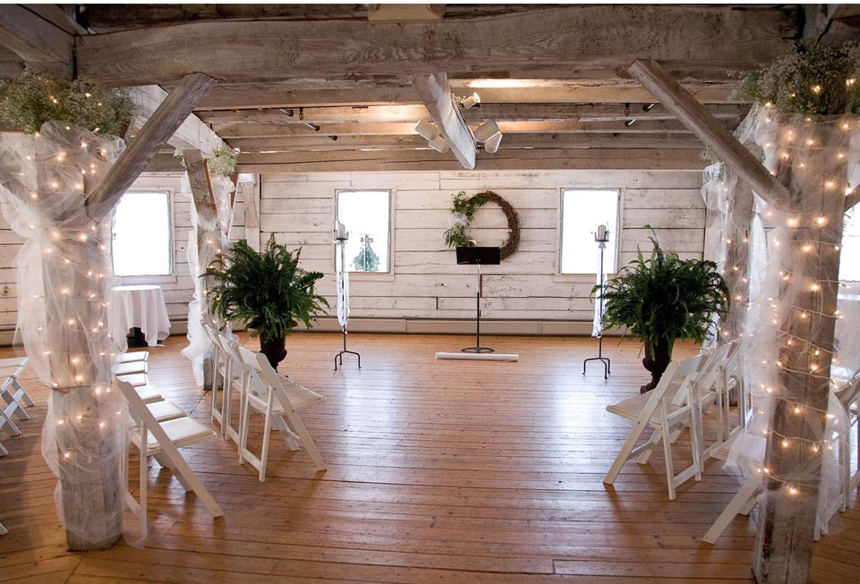 Vermont Barn Wedding