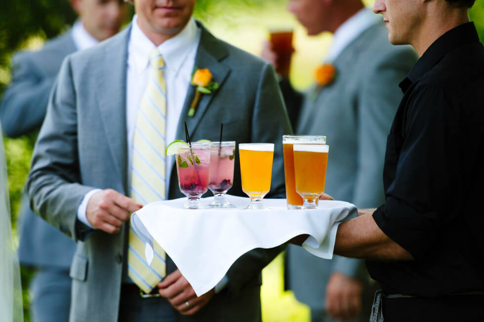 Vermont Wedding Venues - appetizer