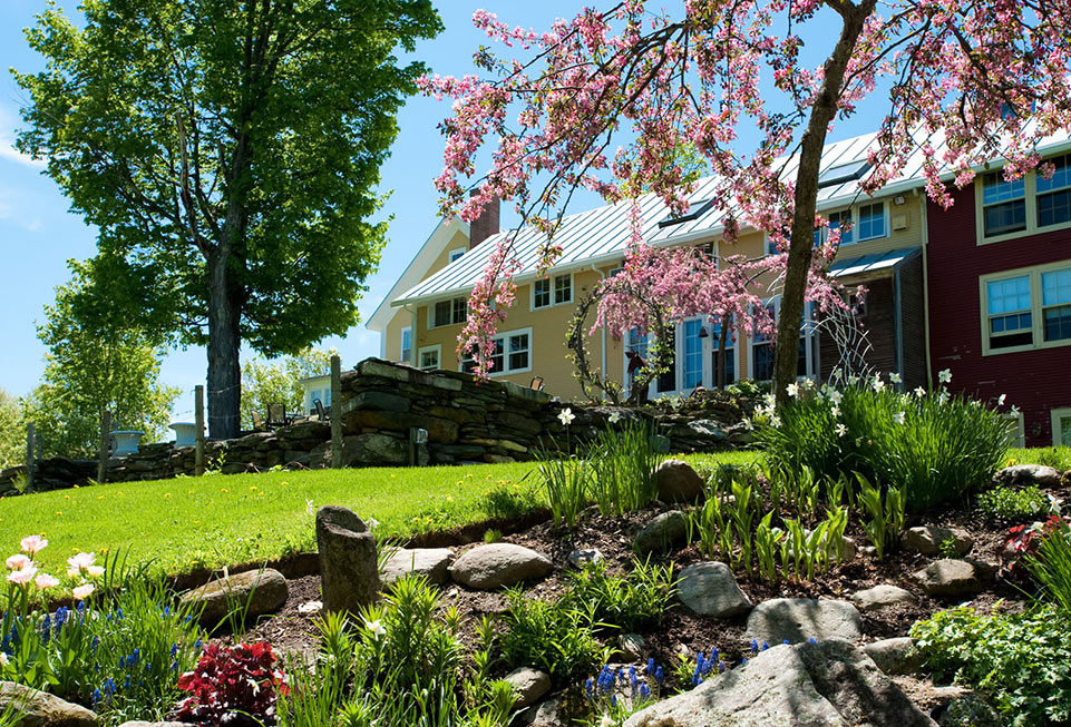 Vermont Bed and Breakfast - the grounds