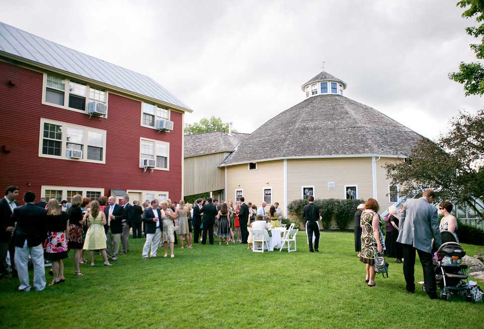 Events at The Inn at Round Barn Farm