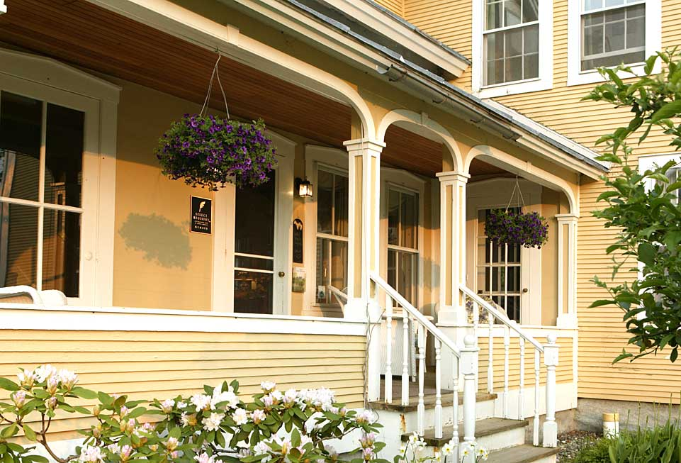 Places to Stay in Vermont