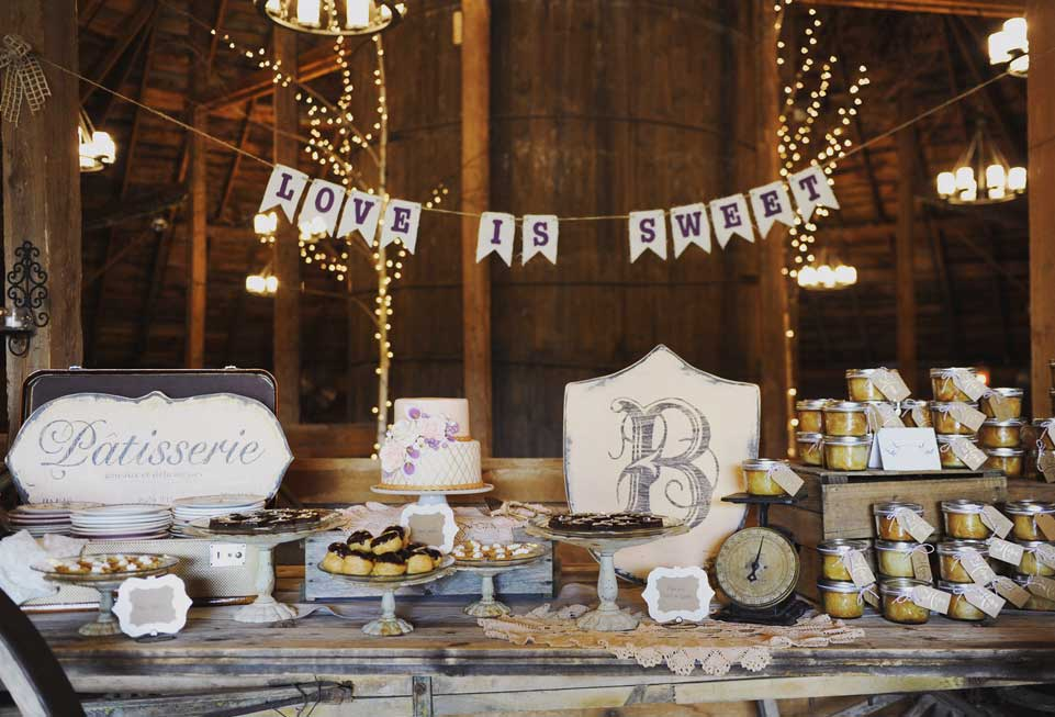 Barn Wedding in Vermont