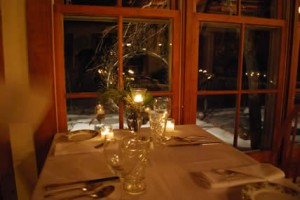 Vermont farmhouse dinners