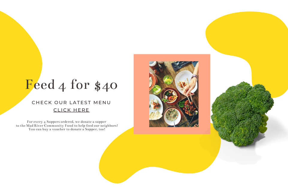 Feed 4 for $40 Menu Link